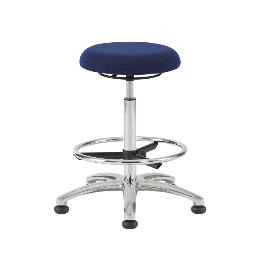 ANTISTATIC STOOL ON ESD GLIDES