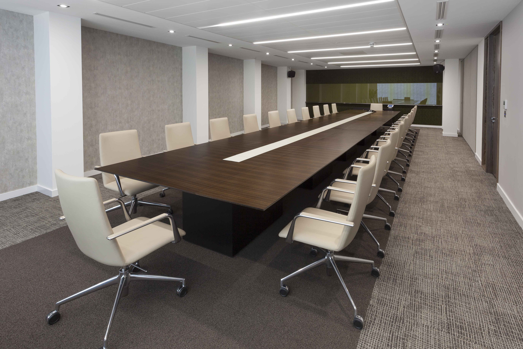 PRIME Flexible boardroom table