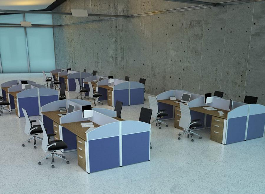 Sprint Desk Dividing Screen