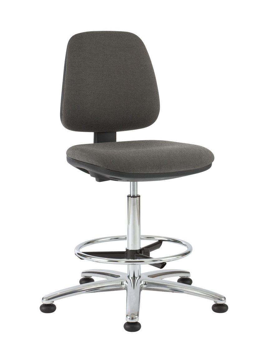 ANTISTATIC CHAIR ON ESD GLIDES