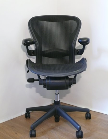 Re-conditioned Herman Miller Aeron Chairs