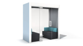 Oasis Linear Office Pod