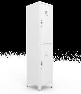 Industrial Style Locker (2h x 1w)