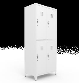Industrial Style Locker (2h x 2w)