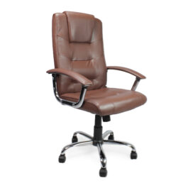 Westminster (Brown) Leather Executive Office Armchair