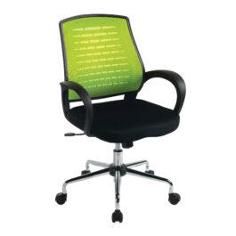 Carousel (Green) Mesh Back Operator's Chair
