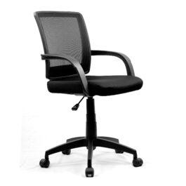 Beta (Black) Medium Mesh Chair