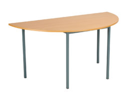 Eco 18 Semi Circular Table