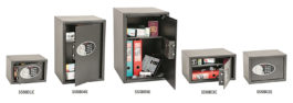 Compact Home/Office SS0801E Fire Proof Safe