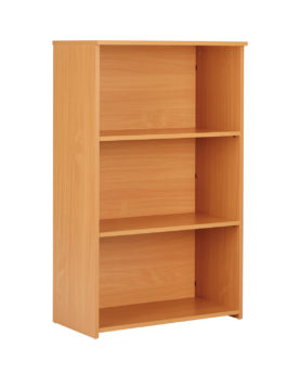 Eco 18 Premium Bookcase (2 Shelves, H 1200)