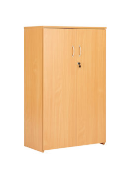 Eco 18 Premium Cupboard With Locking Doors (2 Shelves)