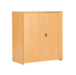 Eco 18 Premium Cupboard With Locking Doors (1 Shelf)
