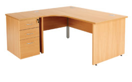 Eco Core Workstation (Left Handed, W 1400)
