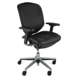 .Enjoy Leather Office Chair